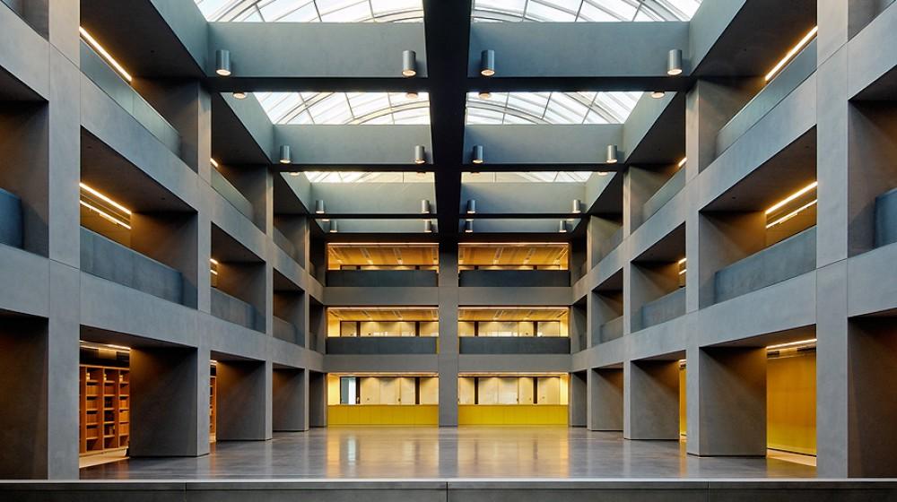 architecture hall