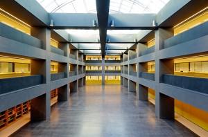 architectonial interior