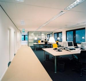 Several desks