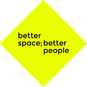 better space; better people, designers and architects